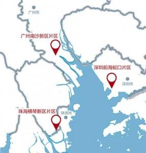 广东自贸区